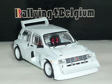 1/43 IXO MG Metro 6R4 Rally Spec White 1985 MDCS015