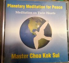 Planetary Meditation for Peace Meditation on Twin Hearts new in shrinkwrap nip