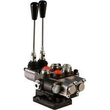 Hydr.Ventil Handsteuerventil 1860100M95 2-Heblig Massey Ferguson P510/P481