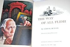THE WAY OF ALL FLESH, BY SAMUEL BUTLER, SIGNED NUMBERED  BY ANDRE DURRENCEAU,