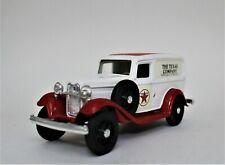 Ertl Texaco Die Cast Metal Bank 1932 Ford Delivery Van
