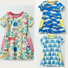NEW!! Ex Mini Boden Hotchpotch Dresses Tunics  2 3 4 5 6 7 8 9 10 11 12 Yrs