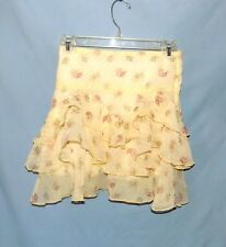 Awesome & Chic Mary Kate & Ashley Tiered  Skirt Size Girls 10 Church or Casual