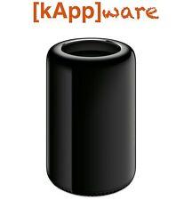 Apple Mac Pro 6.1 3,0ghz 8-Core 64gb 512gb SSD 2x AMD d500 rivenditore