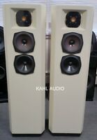 Goldmund Dialogue floortsanding speakers. Lots of positive reviews! $12,500 MSRP