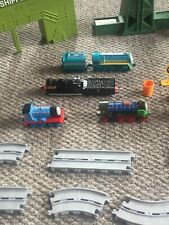 Thomas, Connor ,Hiro,Cranky And friends die cast trains Mainly 2016 ,44 Pieces ,