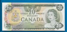 1979 - $20.00CRISP BANK OF CANADA REPLACEMENT NOTE (510) AU/UNC