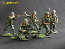 Australian Military Personnel Airfix Toy Soldiers 1