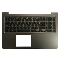 NEW  for DELL inspiron 15-5000 5565 5567 UK keyboard Upper Case Palmrest cover