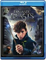 Fantastic Beasts and Where to Find Them [New Blu-ray] With DVD, UV/HD Digital
