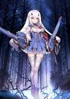 [JP] [INSTANT] Fairy Knight Lancelot Melusine + 2000+SQ FGO quartz account