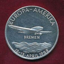 Luftftahrt thematische Medaillen aus Silber