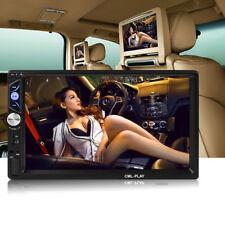 "Universal 7"" Double DIN HD Car Dash Stereo Radio MP5 Player Blueteeth Windows CE"