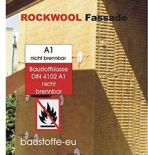 Putzträgerplatte Rockwool Frontrock Max E - Fassadendämmplatte - WLG 036 -200 mm
