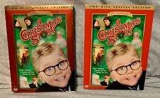 A Christmas Story 20th Anniversary 2 Disc SE DVD set with Extras – See Details