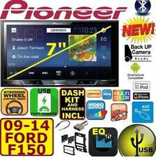 2009-14 FORD F150 PIONEER TOUCHSCREEN BLUETOOTH USB CAR RADIO STEREO PKG