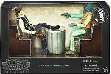 Star Wars The Black Series Cantina Showdown New Sealed HTF