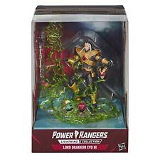 Hasbro Power Rangers LORD DRAKKON EVO III Figure, Lightning Collection, NEW, NEU