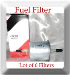 1995-1997 Ford Ranger Fuel Filter Premium Guard 85531HZ 1996 For 1991-1992