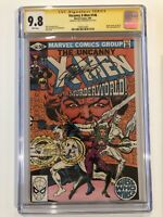 Uncanny X-Men #146 CGC 9.8 SS Chris Claremont 1981 Doctor Doom