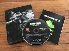 Call of Duty Modern Warfare 3 Steel Book (Sony PlayStation 3, PS3) COD