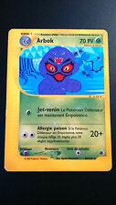 Carte Pokemon ARBOK 35/165 Rare Expédition Wizard Française