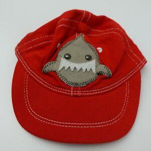 Baby Gap Shark 6-12 Months Baseball Ball Cap Hat