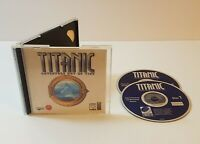 Titanic: Adventure Out of Time PC CD-Rom 1996 Windows Mac adventure game