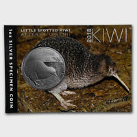 Coin Set SKU#173262 2018 New Zealand 1 oz Silver Proof Currency 7
