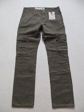 "Levi's KIDSWEAR Cargo Jeans Hose Gr. 12, 146, NEU ! ""511 Slim Cargo Pant Moss"" !"