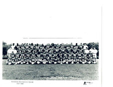 1967 1968 BOSTON PATRIOTS AFL 8X10 TEAM PHOTO CAPPELLETTI  FOOTBALL NFL