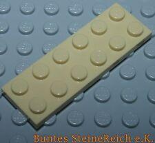 Bauplatten 3032  /& NEU ! SK125 6 Stück rote 1//3 Steine 4x6 Platten