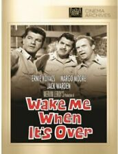 Wake Me When It's Over 0024543842149 With Dick Shawn DVD Region 1