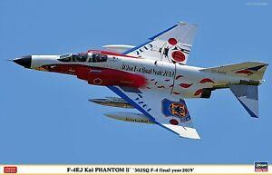 1/48 F-4EJ Kai Super Fantôme 302SQ F-4 Finale An 2019 Modèle Plastique Kit