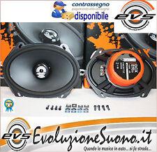 "EVSC10 Casse Ovali 5x7"" Hertz Dcx 570 120W Nuove ADATTABILI Lancia Y Post '96>03"