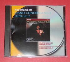 Rachmaninoff - Piano Concerts No. 3 (R. Chailly) -- CD / Klassik