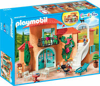 9420 Playmobil Summer Villa with Balcony Family Fun Suitable for ages 4 years an