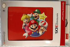 """Power-A """"Super Mario"""" Universal Travel Zip Hard Case for Nintendo 3DS & DS"""