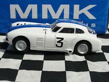 MMK CUNNINGHAM C4 RK COUPE 'LE MANS 1953' MMK29  #3  WHITE 1:32 SLOT BNIB