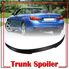 BMW 4er M4 Style Trunk Boot Spoiler F33 2D 14-18 420i 430d 440i Painted Color