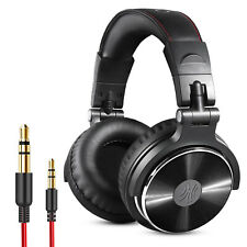 OneOdio Adapter-free Closed Back Over-Ear Headphone Studio Pro-10 Black