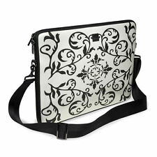 """Acme Made Smart Laptop Sleeve White 15.4"""" Mac Tablet Case Cover Bag Protector PC"""