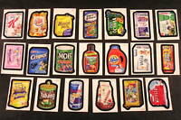 2010 Wacky Packages ANS7 Series 7 WACKOMERCIAL SUB-SET OF 20 sticker cards nm+