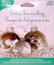 CHRISTMAS PIANO AND STRINGS