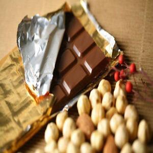 Square Chocolate Mold Bar Block Ice Silicone Cake Candy Sugar Bake Mould CF