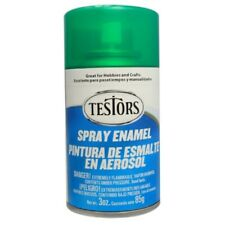 Testors 1601T Spray 3oz Candy Emerald Green