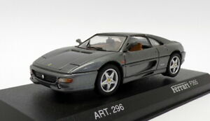 Detail Cars 1/43 Scale ART296 - 1994 Ferrari F355 - Metallic Grey