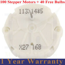 100 X GM GMC Stepper Motor Speedometer Gauge Repair Kit Cluster 40 Bulbs X27 168