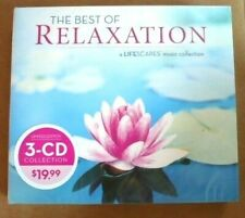 Best of Relaxation: A Lifescapes Music Collection (3CD) Pure / Yoga / Sleep NEW