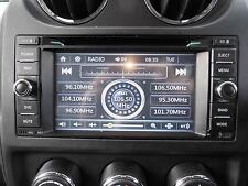 JEEP COMPASS RADIO/CD SAT NAV HEAD UNIT, MK, 01/12- 16